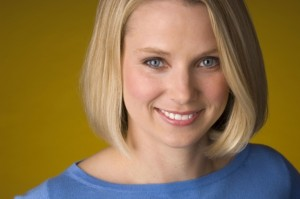 Marissa Mayer Named CEO of Yahoo